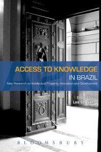 Book Cover: Access to Knowlege in Brazil